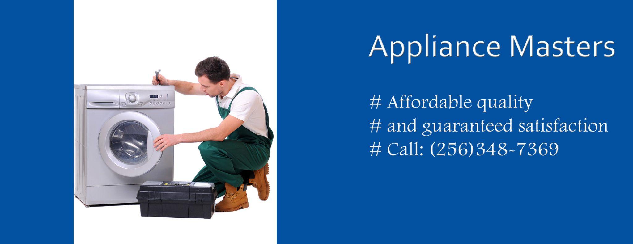 Appliance Masters | Appliance Repair Huntsville AL