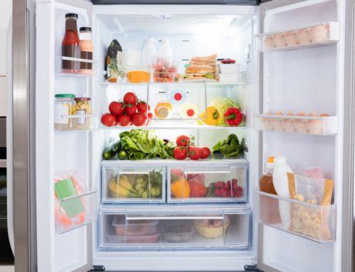 Average Refrigerator Temperature